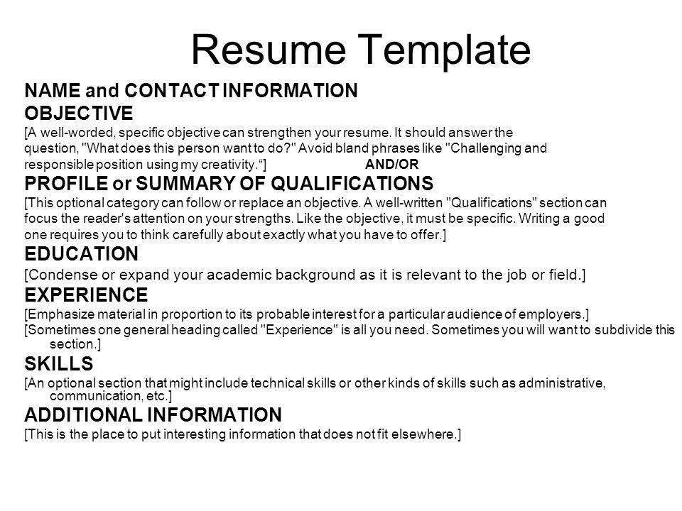 cv  resume strategies and tips
